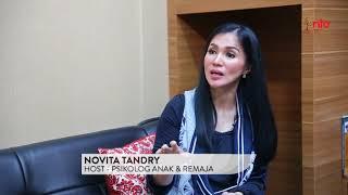 Happy Parenting with Novita Tandry Berita Satu TV topik Waspadai Perdagangan Anak