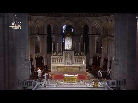 Prière du Milieu du jour du 12 février 2021 des Bénédictines du Sacré-coeur de Montmartre