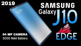 SAMSUNG GALAXY J10 EDGE Introduction concept | now its Dual Camera and big Battery (2018)