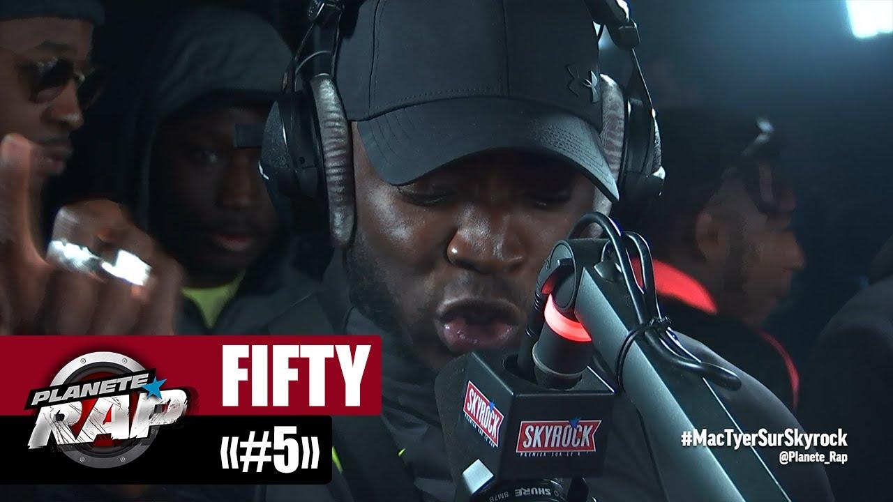 "[EXCLU] Fifty ""#5"" #PlanèteRap"