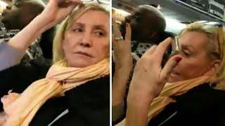 Airline Passenger Criticized Fat Shamer on Flight