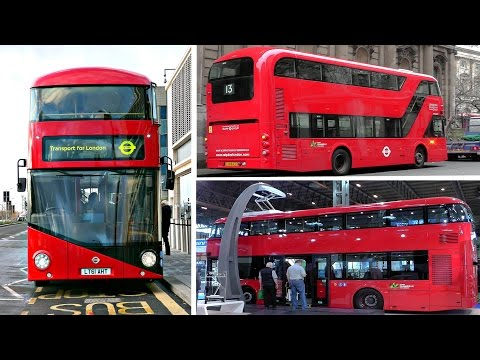 Download New Bus For London January 2017 Update HD Video