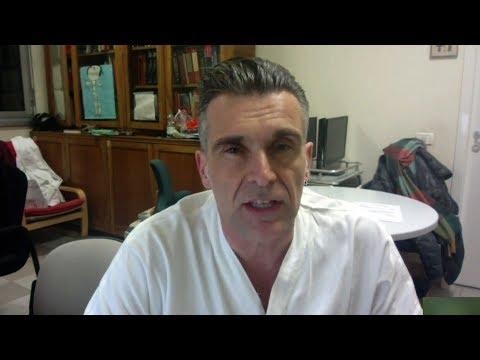 COVID -19 रोगियों के उपचार पर इतालवी डॉक्टर