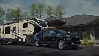 All-New 2020 Chevy Silverado HD - Confident Towing | Chevrolet