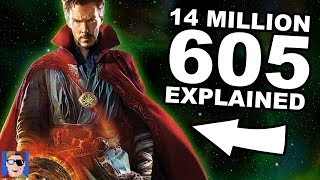 Doctor Strange's Plan Explained | 14,000,605 Infinity War Theory - dooclip.me