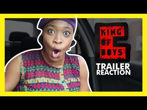 KING OF BOYS | Trailer Reaction