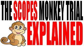 The Scopes Monkey Trial Explained in 5 Minutes: US History Review