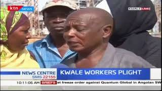 Kwale sugarcane farmers face a blurred future as cane plant shuts down