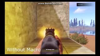 Rust BF norecoil in action - Самые лучшие видео