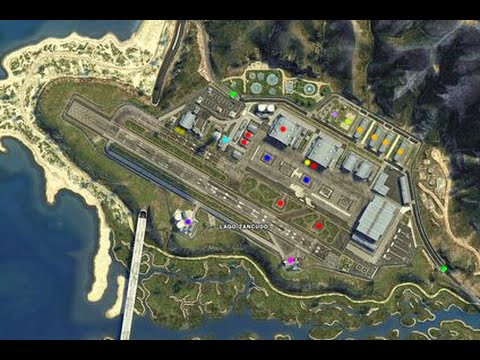 GTA 5 Online: How To Get Into The Military Base Undetected - (GTA 5 Military Base Undetected) Mp3