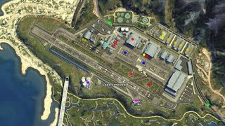 GTA 5 online: how to get into the military base undetected - (GTA 5 military base undetected)