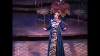 "Jennifer Whitehead as Guinevere, Camelot ""Before I Gaze At You Again"""