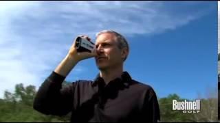 Bushnell Tour v3 Golf Laser Rangefinder - JOLT vibrations