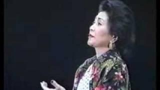 中里豊子コンサートより「私はモンゴル人」