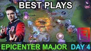 EPICENTER Major BEST PLAYS DAY 4 Highlights Dota 2 Time 2 Dota #dota2 #epicenter #epicgg