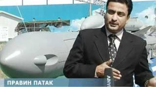 Supersonic Rocket BraMos 2010 India - Russia Сверхзвук ракетa БраМос 2010
