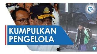 Pascapengeboman Mapolrestabes Medan, Menteri Perhubungan Kumpulkan Pengelola Ojek Online