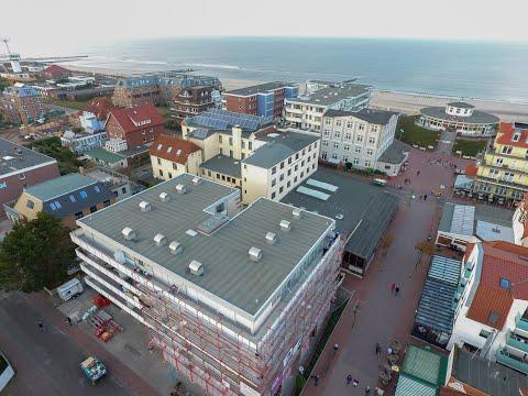 So halten Balkone Nordseebedingungen stand