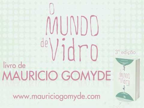 Book Trailer do O Mundo de Vidro