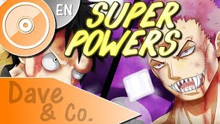 """ONE PIECE [OP21] """"Super Powers"""" - (ENGLISH Cover) 