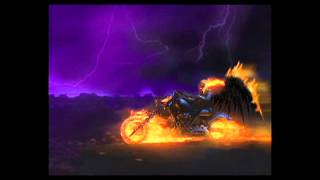 Judas Priest - Hellrider (E tuning)