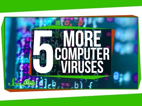 Five Computer Viruses That Wreaked Havoc Around The World