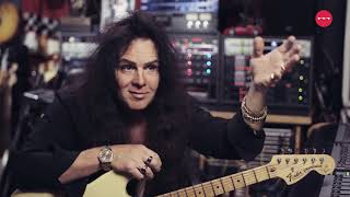 Yngwie Malmsteen Talks About Inspiration (Blue Lightning)