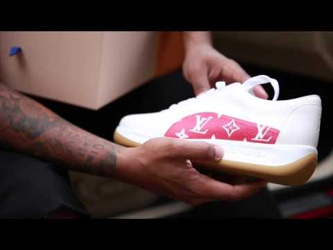 Supreme x Louis Vuitton Sport Sneaker (Dope or Nope)