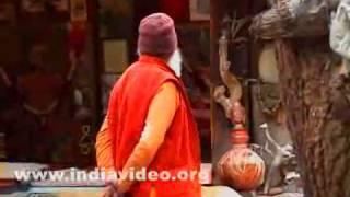 Tapovan Ashram at Gangotri, Uttarakhand