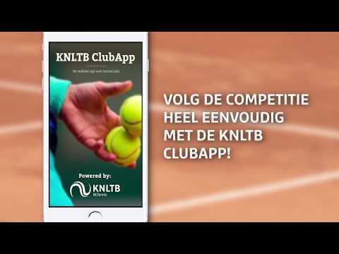 Uitleg KNLTB ClubApp