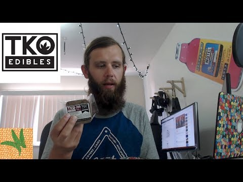 TKO Edibles Brownie 200 mg review: it packs a punch