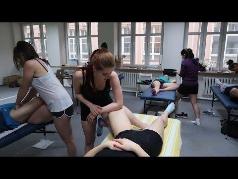 Stawy masażu dając