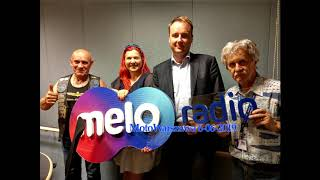 Audycja Radiowa MotoWarszawa 6-06-2019 w MeloRadio