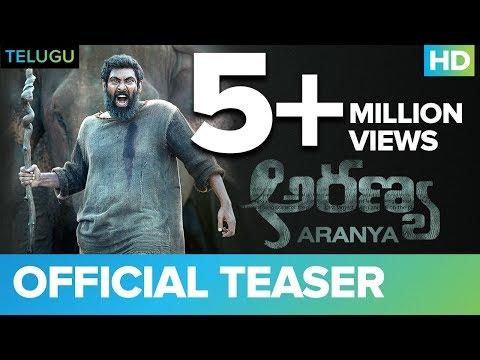 Aranya Telugu Official Teaser