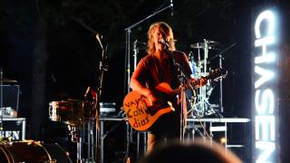 Aaron Gillespie - I will worship you.  Live at Impact 2011