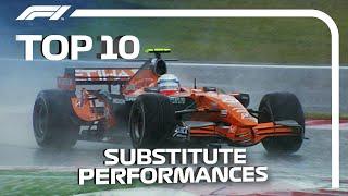 Top 10 Substitute Performances