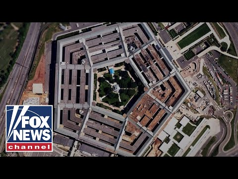 Live: Pentagon officials speak to press