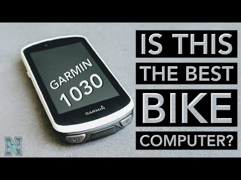 Is This The Best Garmin for Cycling Ever? GARMIN 1030 Review for Road Racing
