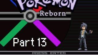 Let's Play: Pokémon Reborn! Part 13 - Jungle Japes!