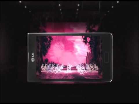 LG P700 Optimus L7 (P705 Optimus L7)
