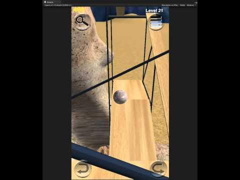 Video of Ball Travel 3D Update