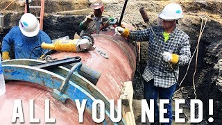 PIPELINE WELDER HELPER - WHAT YOU NEED TO BECOME ONE!