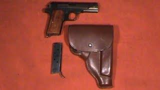 Feg P. Mod37: WWII German Contract .32 ACP Pistol