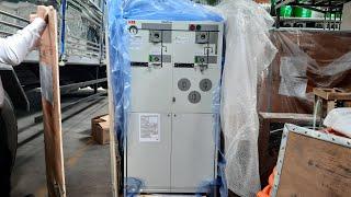 Tủ Trung Thế ABB CF SafePlus 2 Ngăn 24kV 630A 21kA/3s