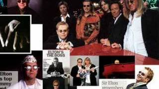 Elton John Bridge Over Troubled Water