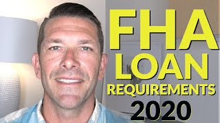 FHA Loan 2020 - FHA Loan Requirements - First Time Home Buyer