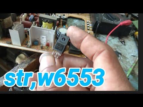 Str W6753 Pinout
