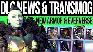 Destiny 2 | ARMOR TRANSMOG & HUGE REWORKS! Eververse Update, Currency Changes & Year 3 Ornaments!