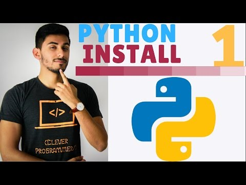 Learn Python Programming – 1 – How to Download and Install Python in 2 Minutes