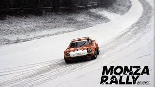 Quarant'anni di Monza Rally Show